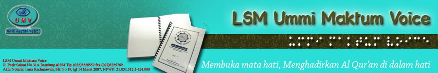 Website Resmi Ummi Maktum Voice